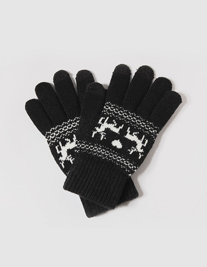 Deer Touch Gloves