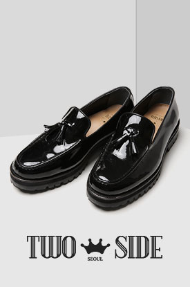 [TWOSIDE]Luxury Tassel Loafer